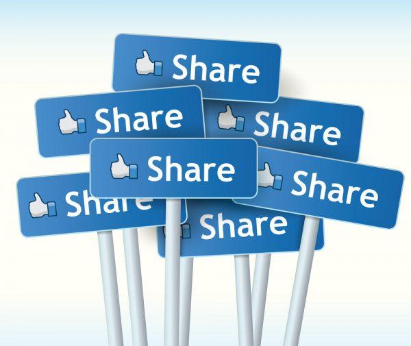 facebook share kenya